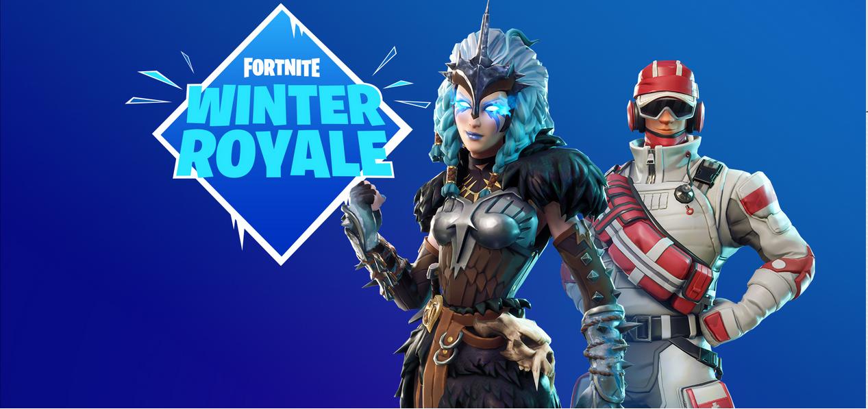 Fortnite Winter Royale banner