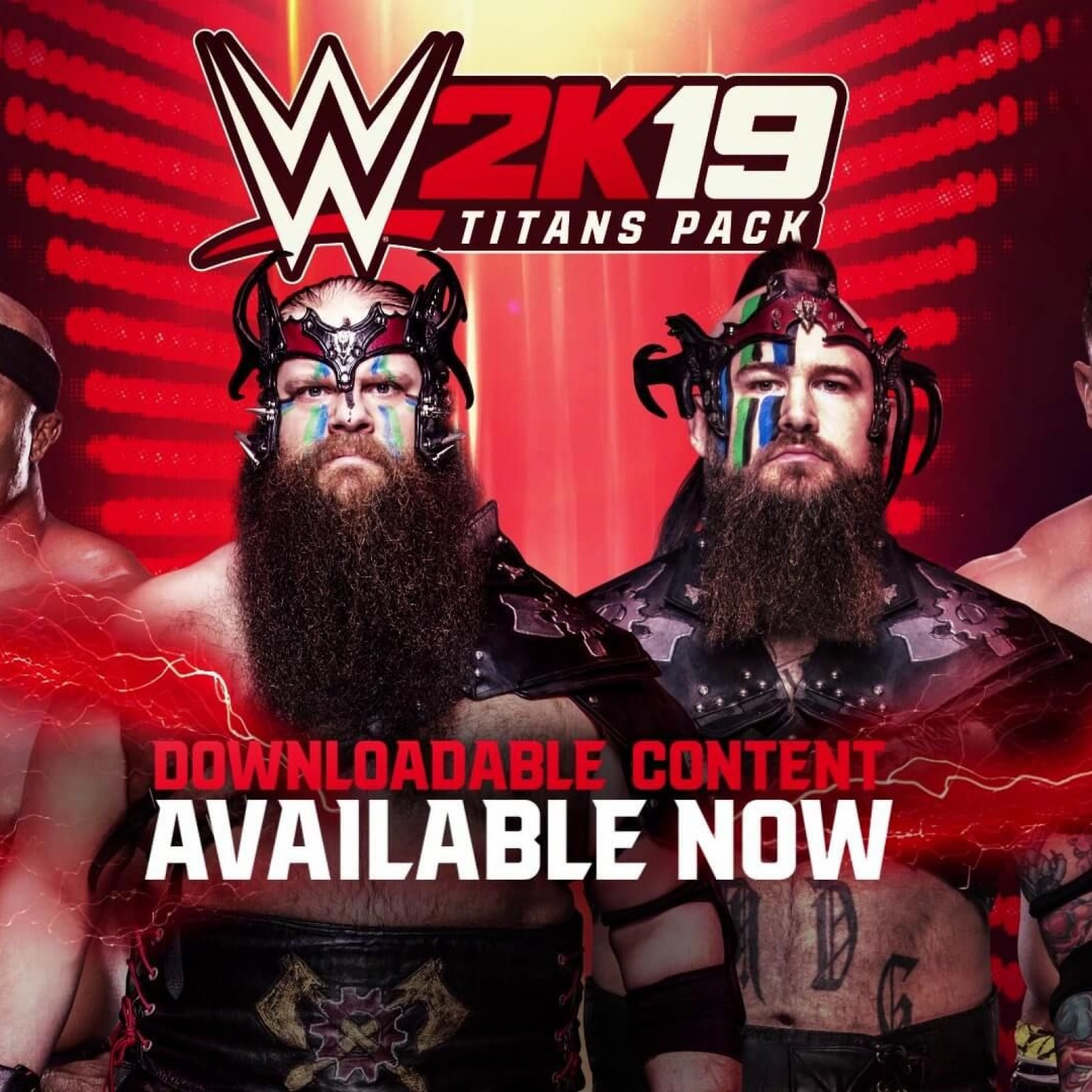 WWE 2K19' DLC: Titans Pack Now Available, Includes Bobby
