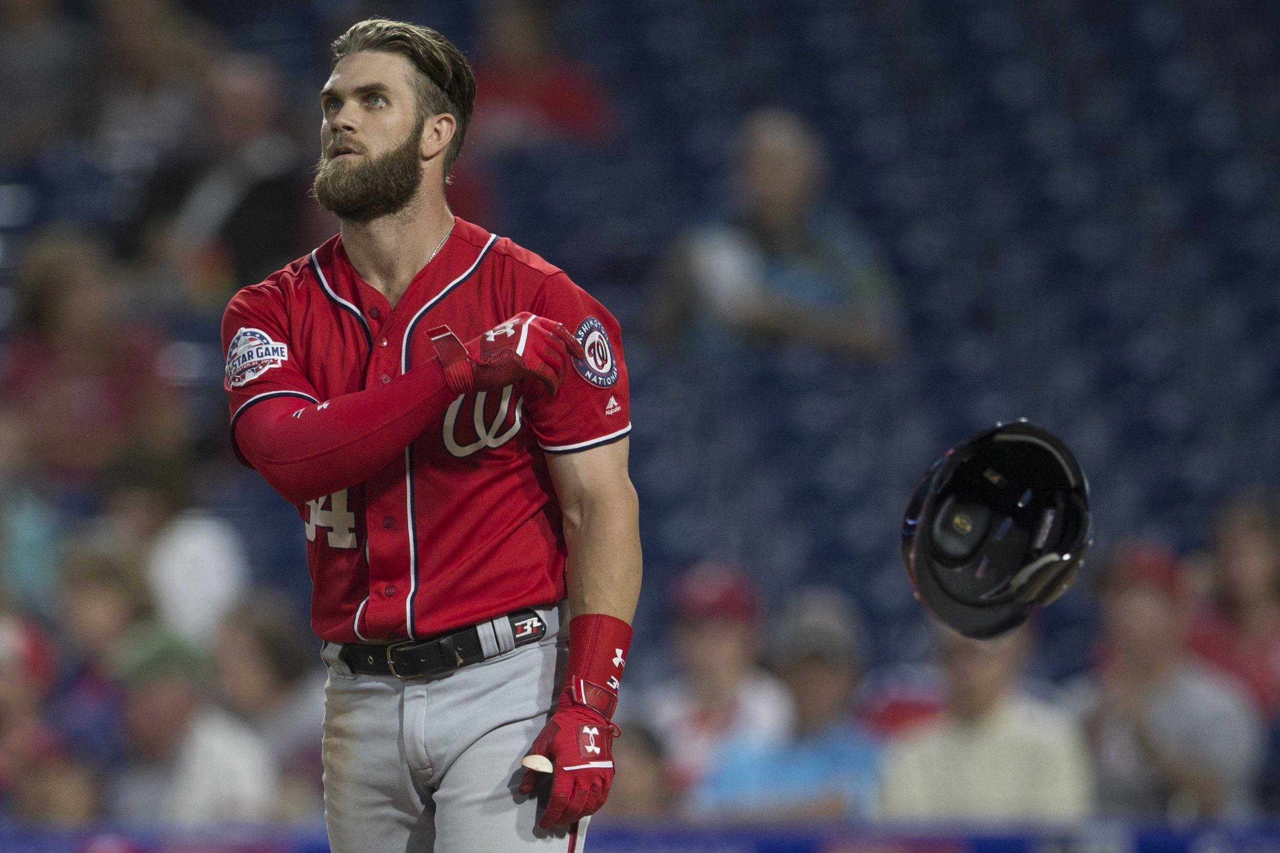 c15a66198 MLB Free Agency Rumors  Latest on Bryce Harper