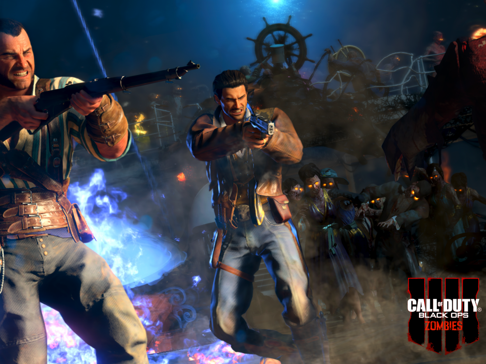 Call Of Duty Black Ops 4 Update 1 07 Fixes Zombies Crashes