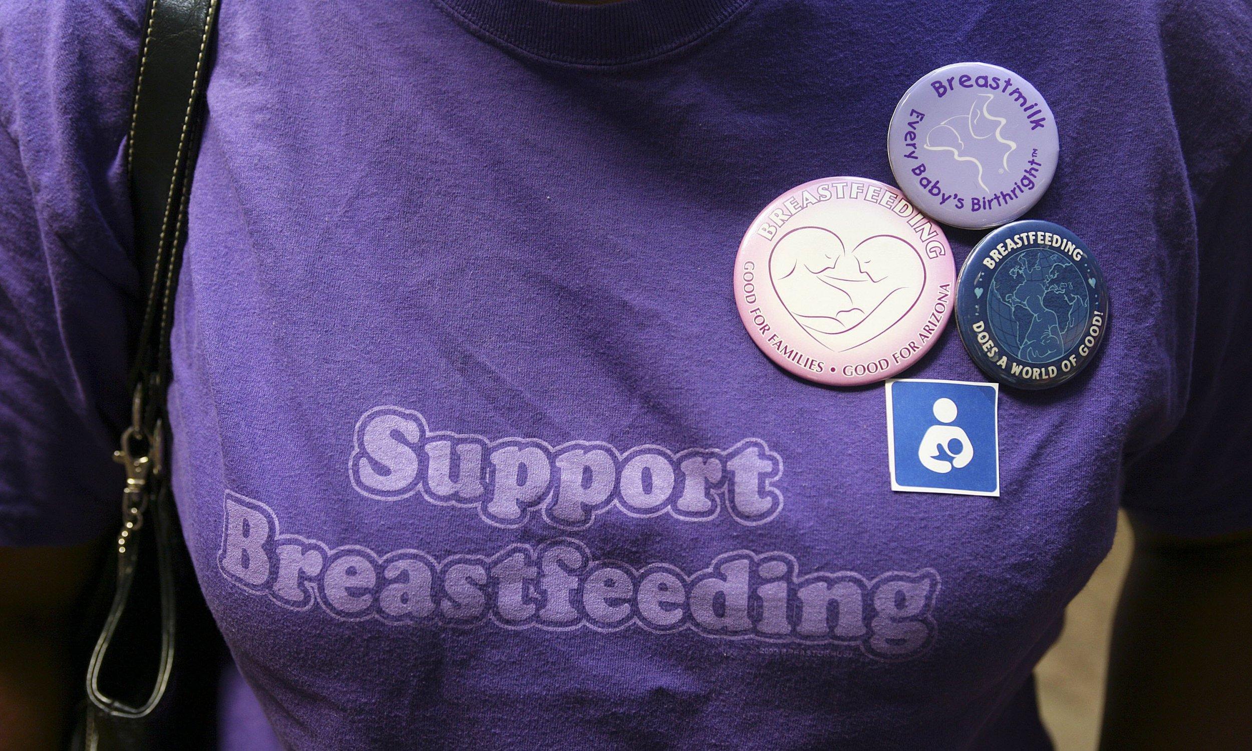 breastfeeding lawsuit texas roadhouse