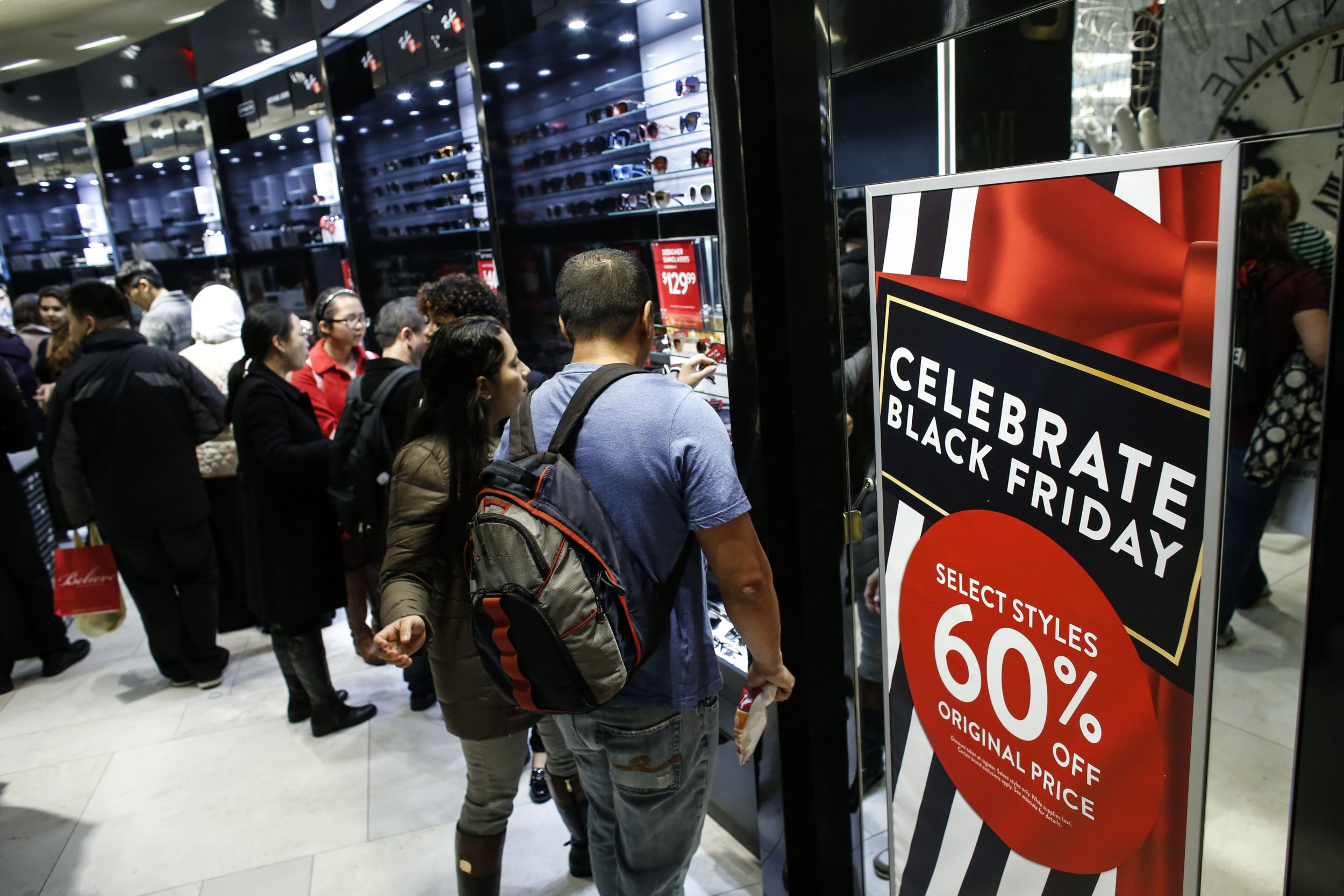 0531fc673 Black Friday JCPenney, Dillard's, Macy's Sales 2018: Best Discounts,  Coupons at Retailers