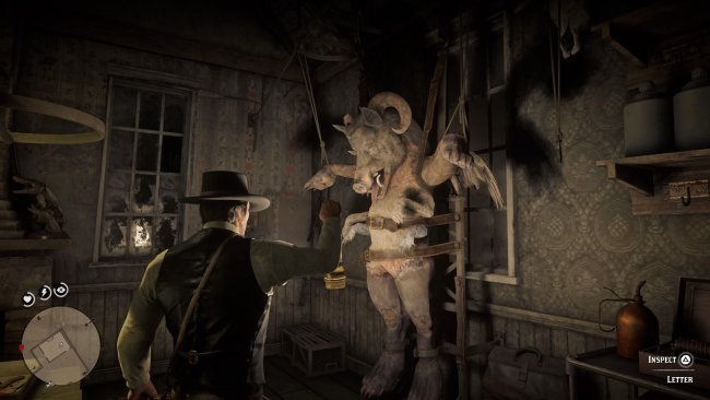 After The 'Red Dead Redemption 2' Ending: ManBearPig, Chores