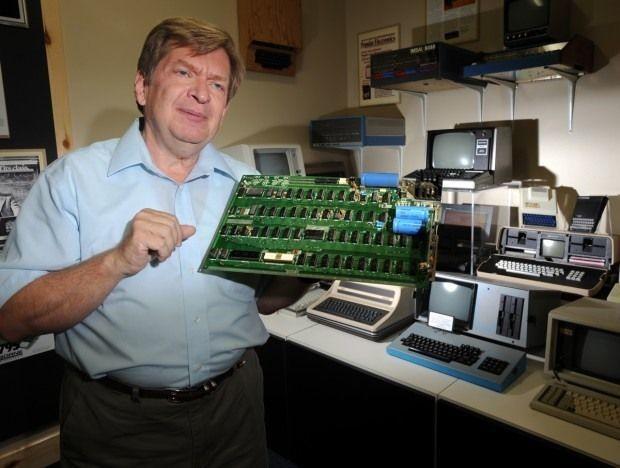 American Computer Robotics Museum Founder Technology Aficionado