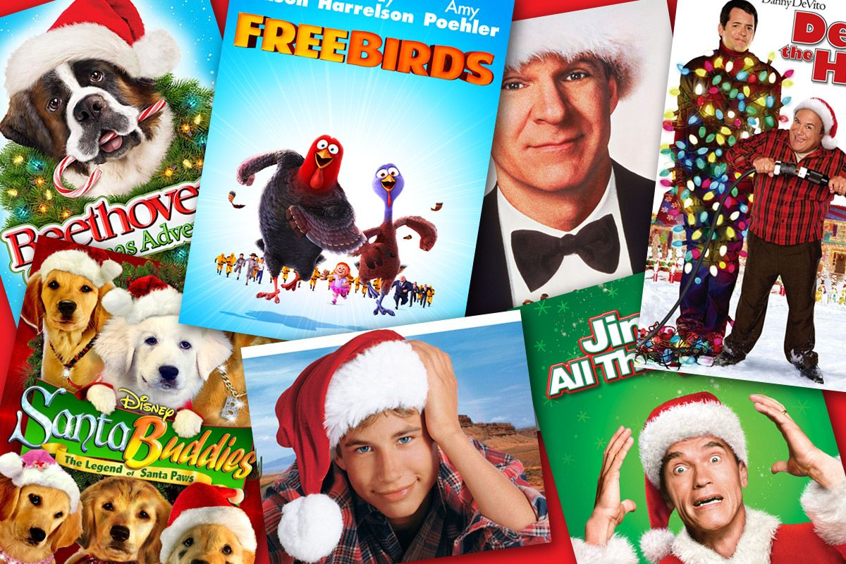 Thanksgiving and Christmas Turkeys: The Worst Holiday Movies of All Time