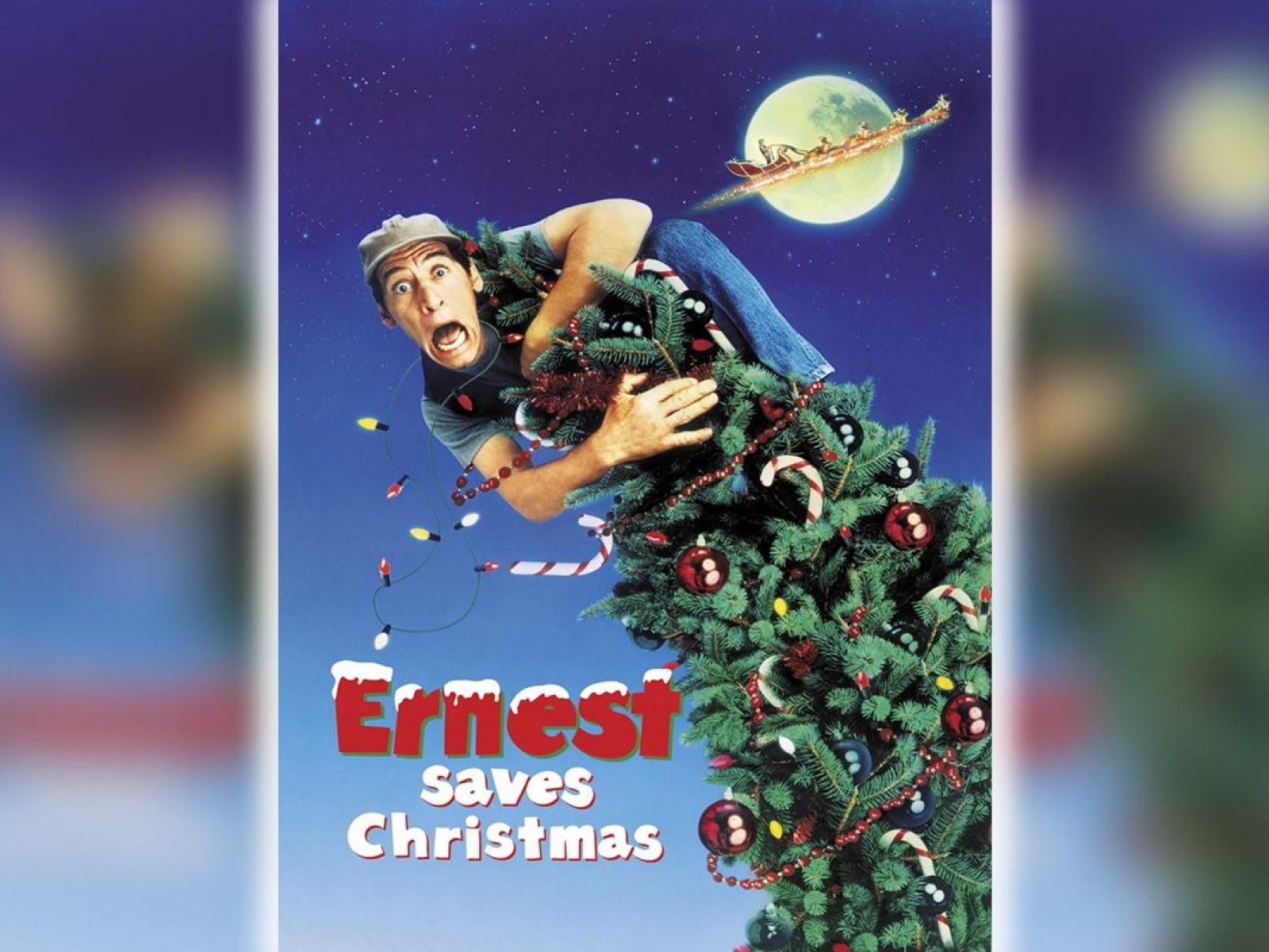 Ernest Saves Christmas Elf.Thanksgiving And Christmas Turkeys The Worst Holiday Movies