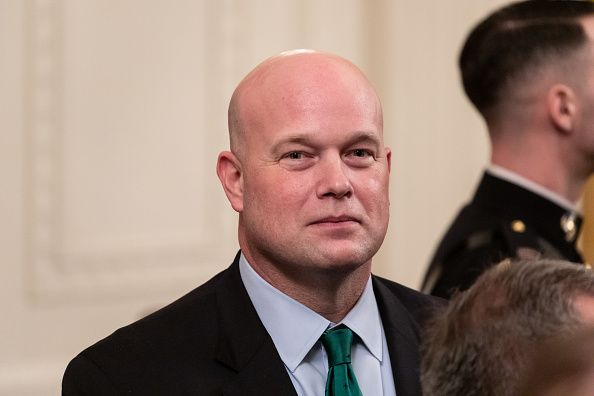 matthew whitaker, acting attorney general