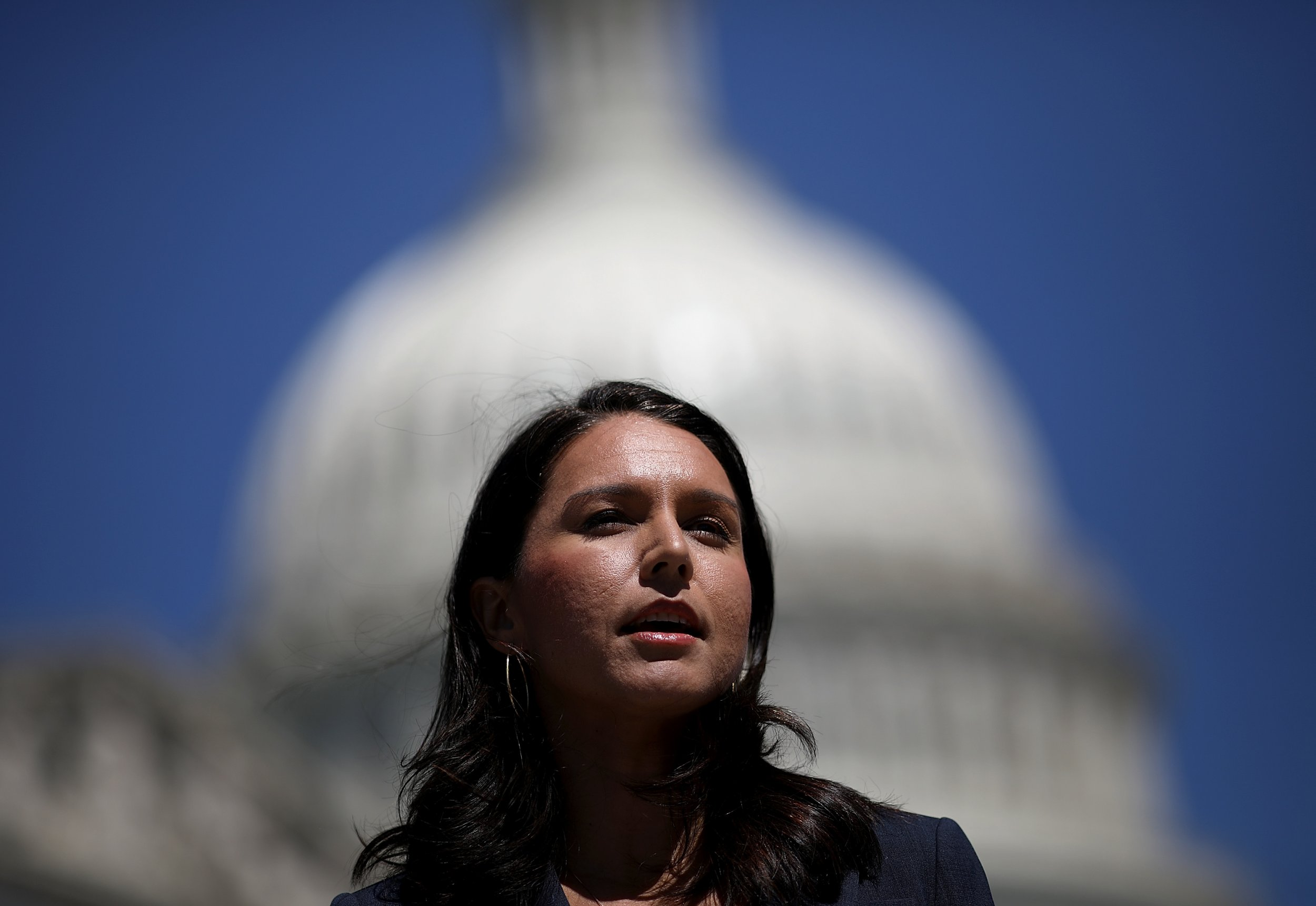 Donald Trump is Saudi Arabia's 'Bitch,' Tulsi Gabbard Says After Khashoggi Statement
