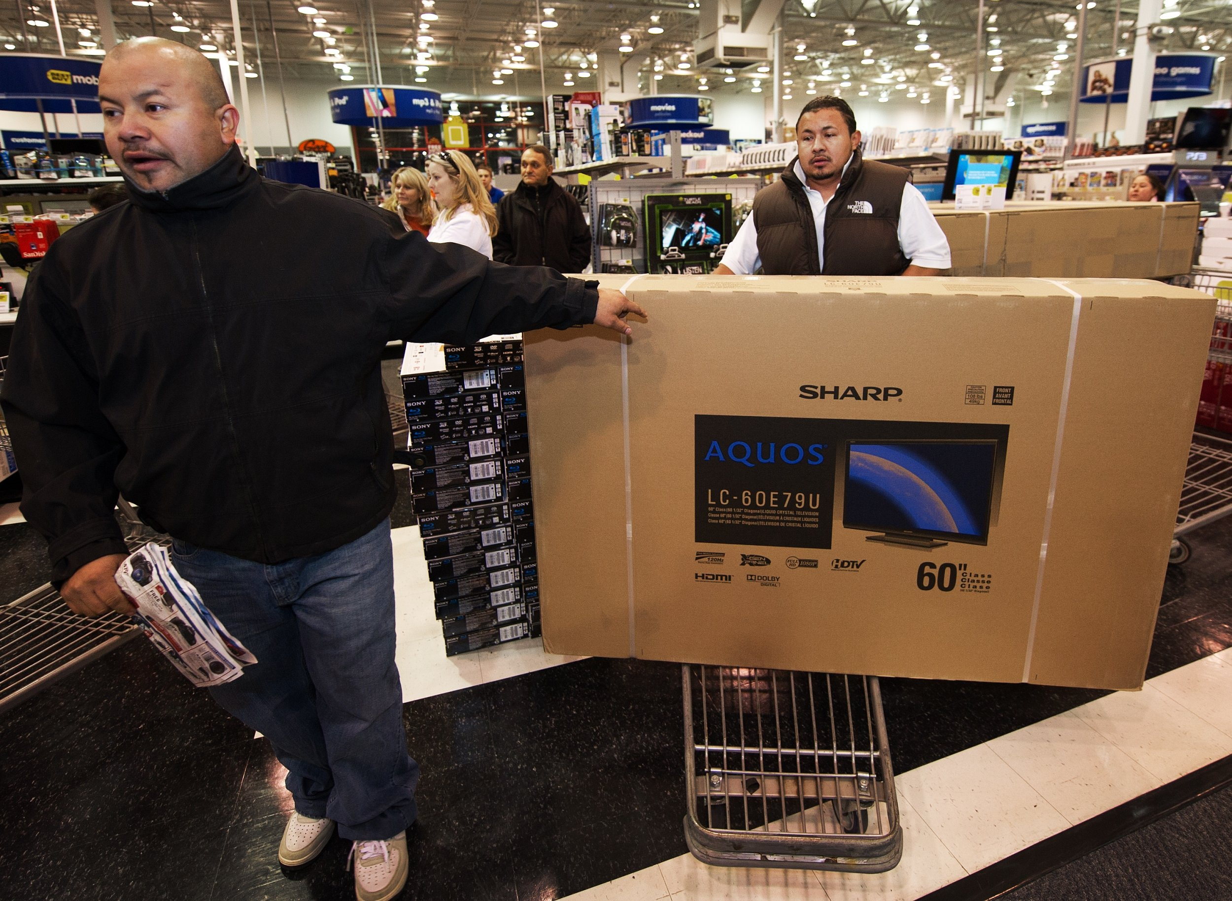 Black Friday 2018 TV Sales: Best Walmart, Best Buy, Target