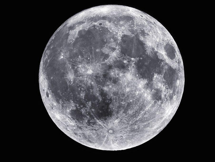 large super moon full nov