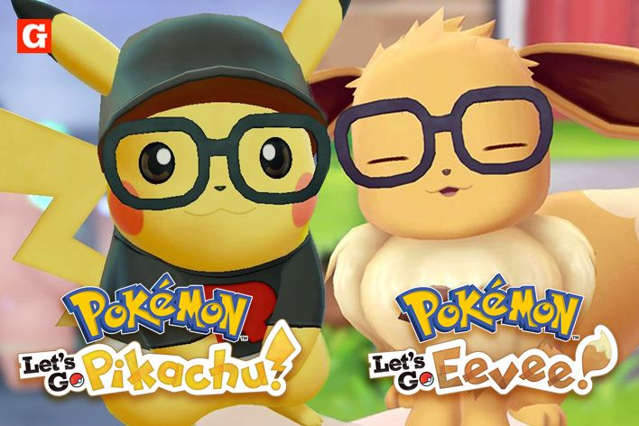 Pokémon Let S Go Trainer Customization How To Get Clothes For