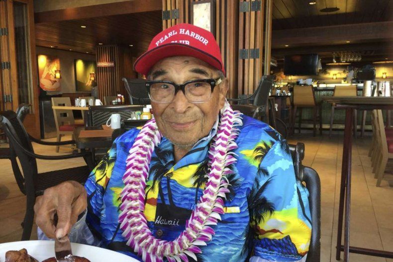 gallery_xlarge Ray Chavez 106 dies Oldest living survivor of Pearl Harbor dies