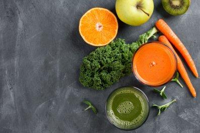 orange-kale-carrot-vegetables-stock