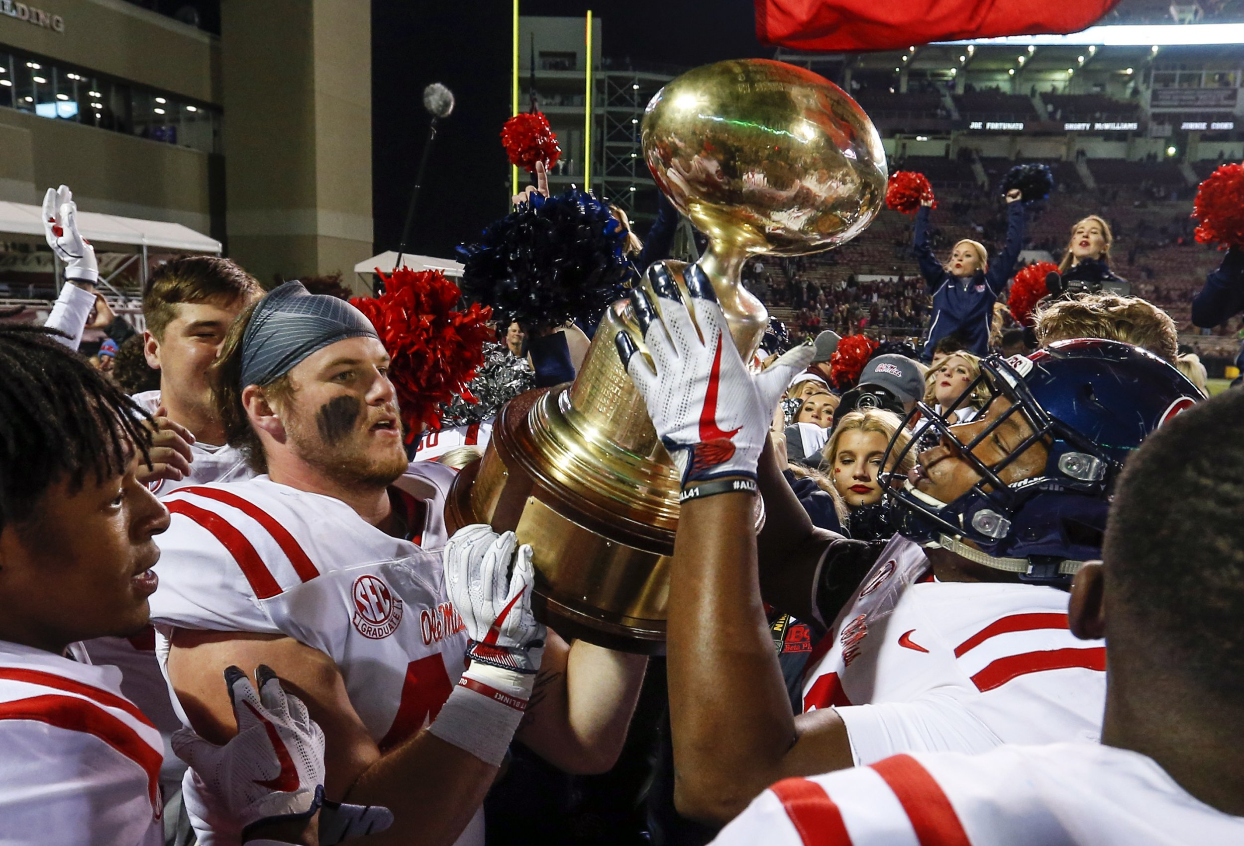 Ole Miss Egg Bowl