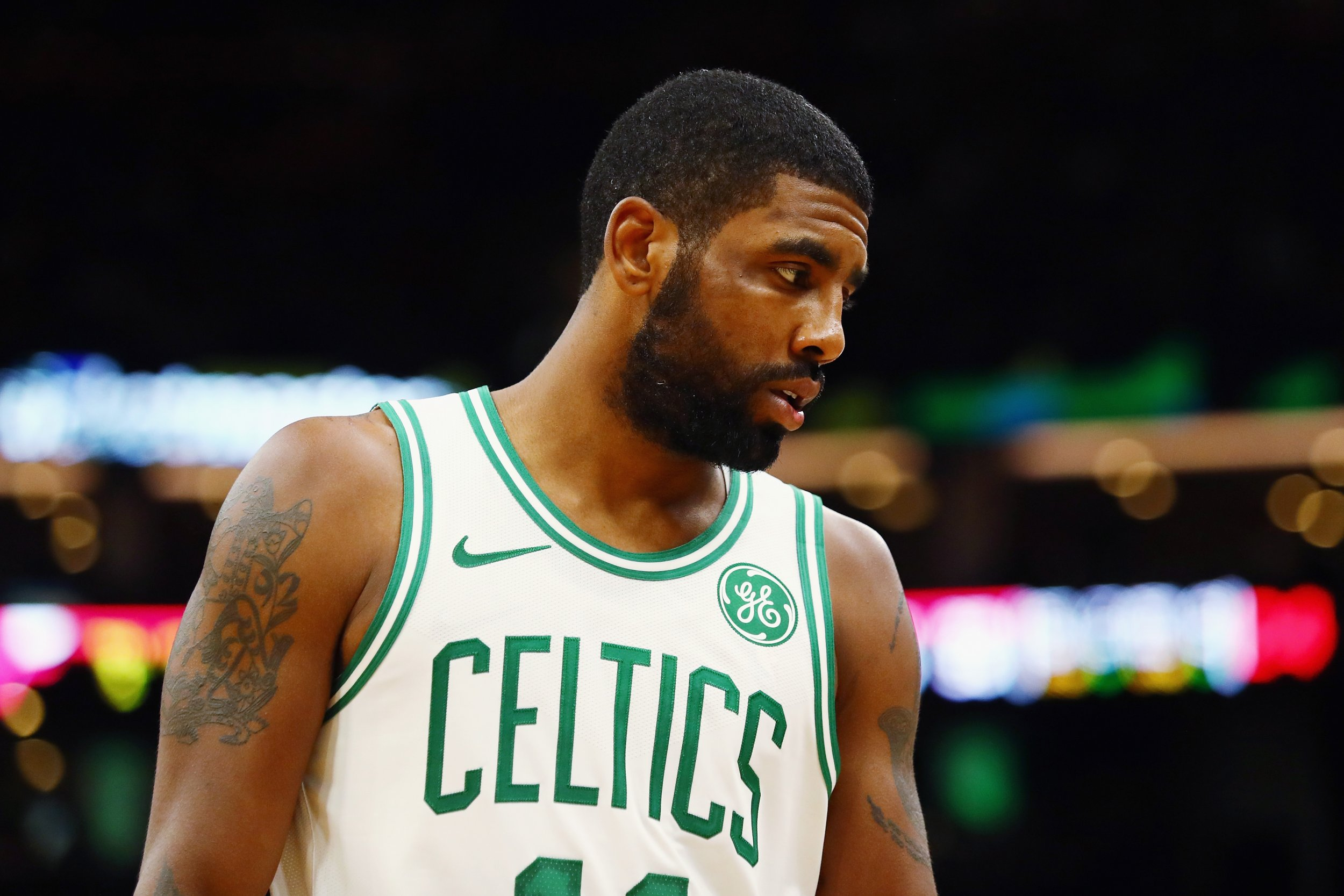 kyrie irving i meant no disrespect by f thanksgiving comment