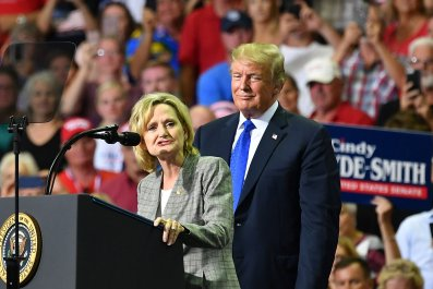 Cindy Hyde-Smith Reportedly Attended an All-White High School to Avoid Integration