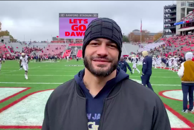 Roman Reigns Georgia Tech