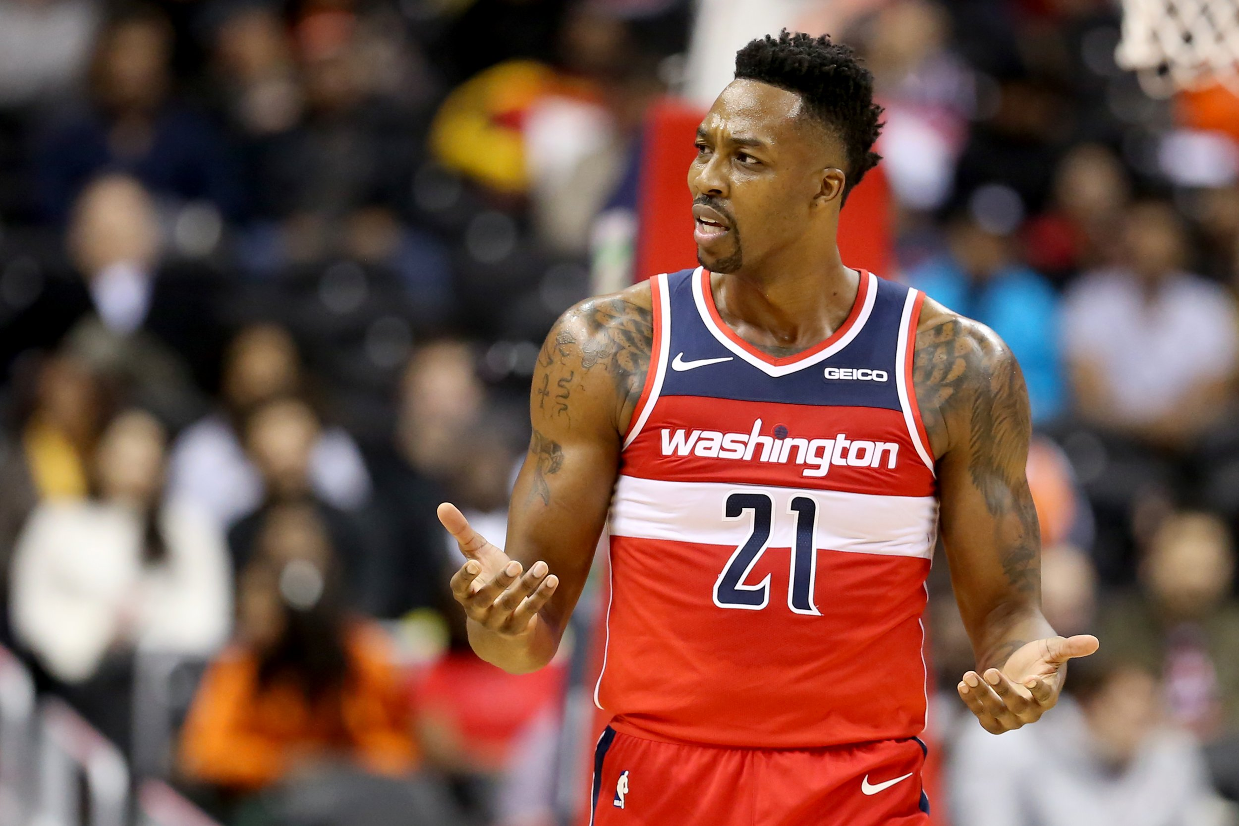 Dwight Howard: Who Is Masin Elijé? Man Tweets Allegations Against Dwight