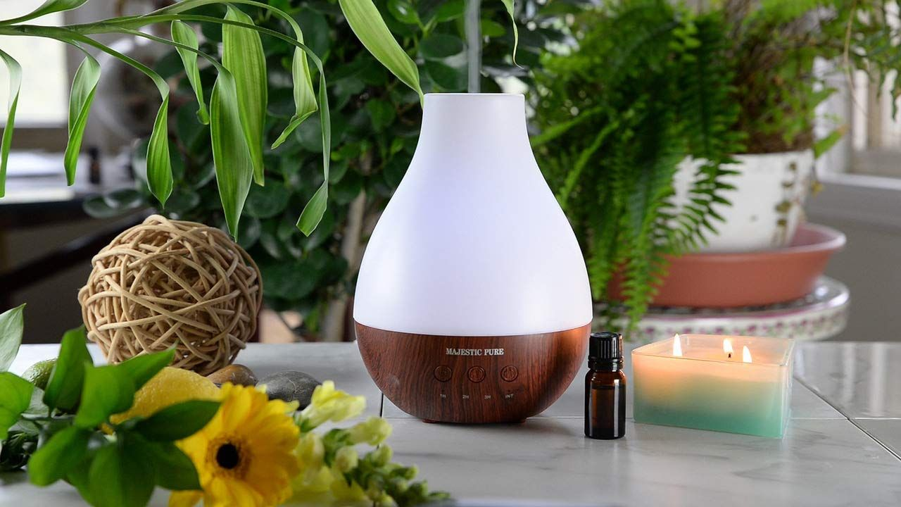 45 Cyber Monday - Essential Oil Diffuser by Majestic Pure
