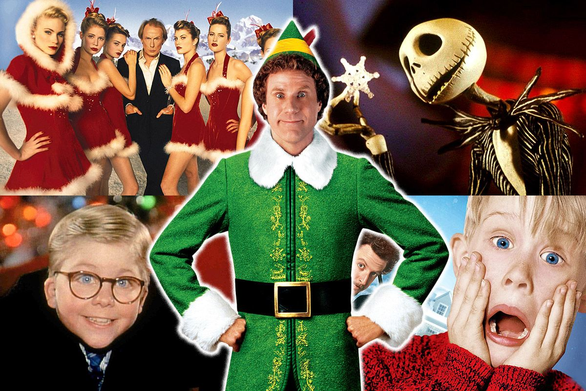 Ranked: The Best Christmas Movies of All Time