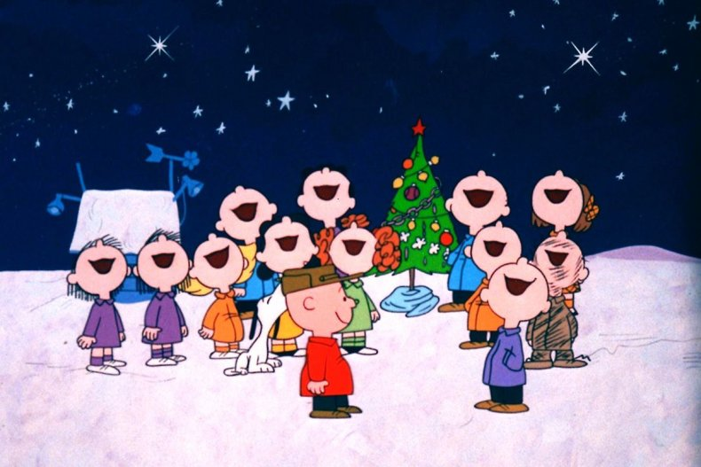 49  A Charlie Brown Christmas