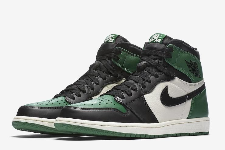 db4c5edeea0 Air Jordan Cyber Monday Sale Includes Restocked 1 Retro High OG in Pine  Green and 11  Space Jam