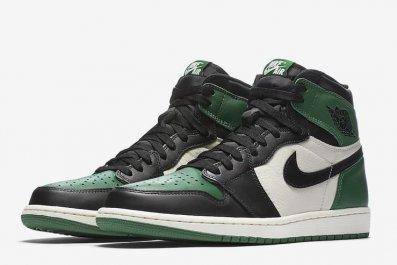 Air-jordan-1-pine-green