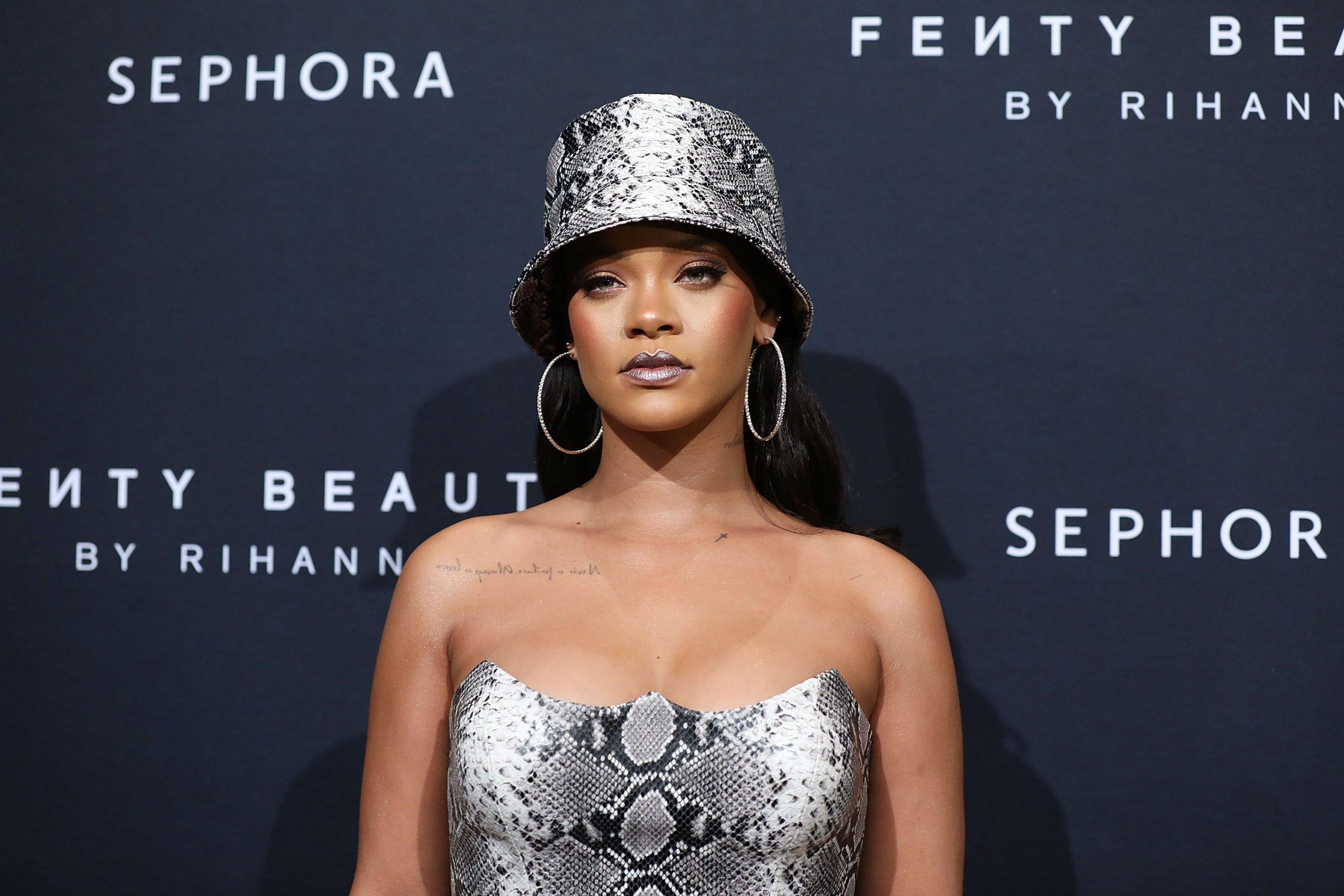 Rihanna Calling US Border Patrols Actions on Migrants 'Terrorism'