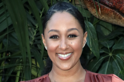 Tamera Mowry Addresses Niece's Death on 'The Real'