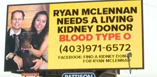 Ryan McLennan Kidney