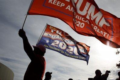 Trump 2020 Keep America Great Flag