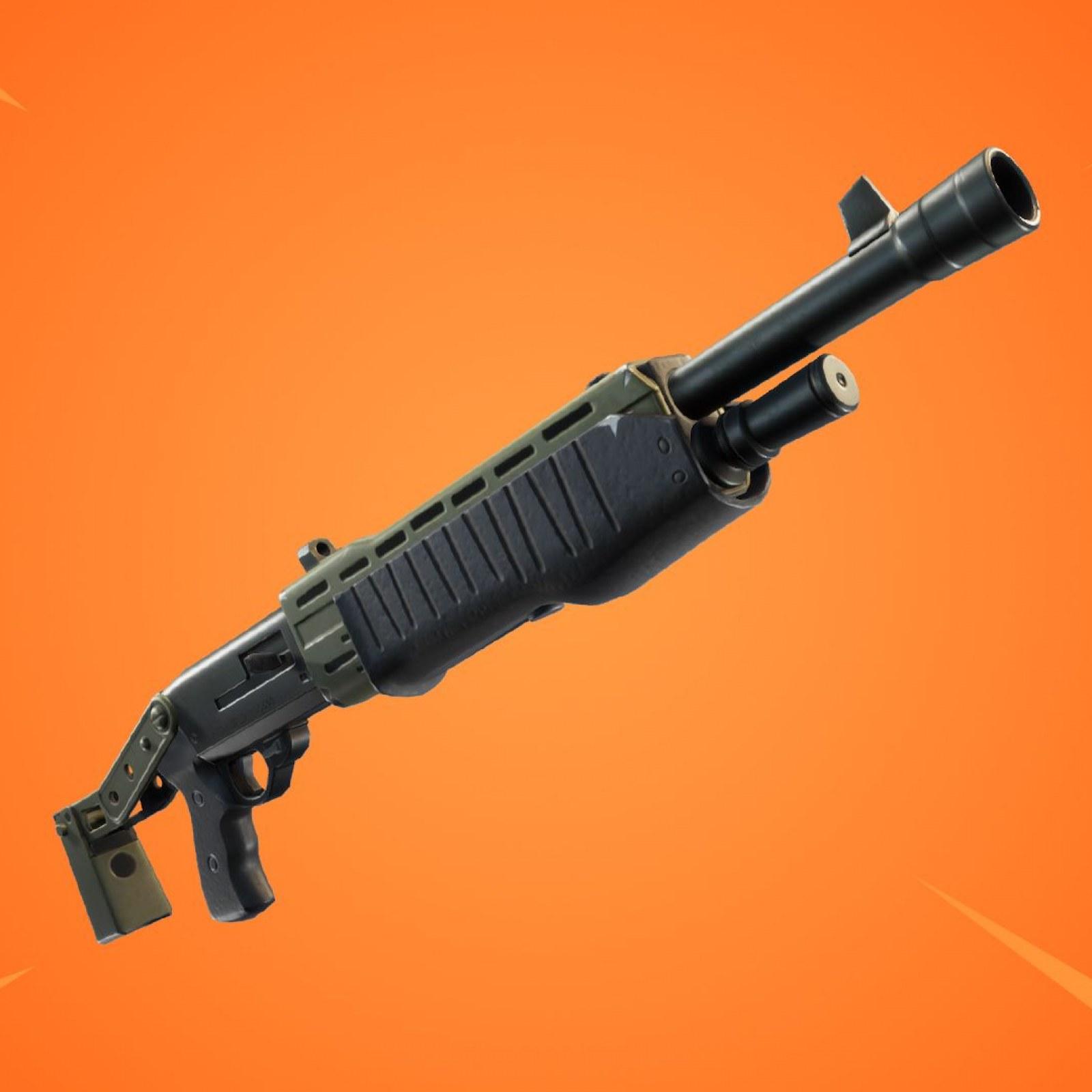 Fortnite' Update 6 31 Adds Legendary Pump Shotgun & Team