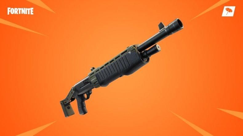Fortnite Legendary Pump Shotgun