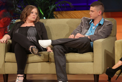 Are Catelynn and Tyler Baltierra Separated?