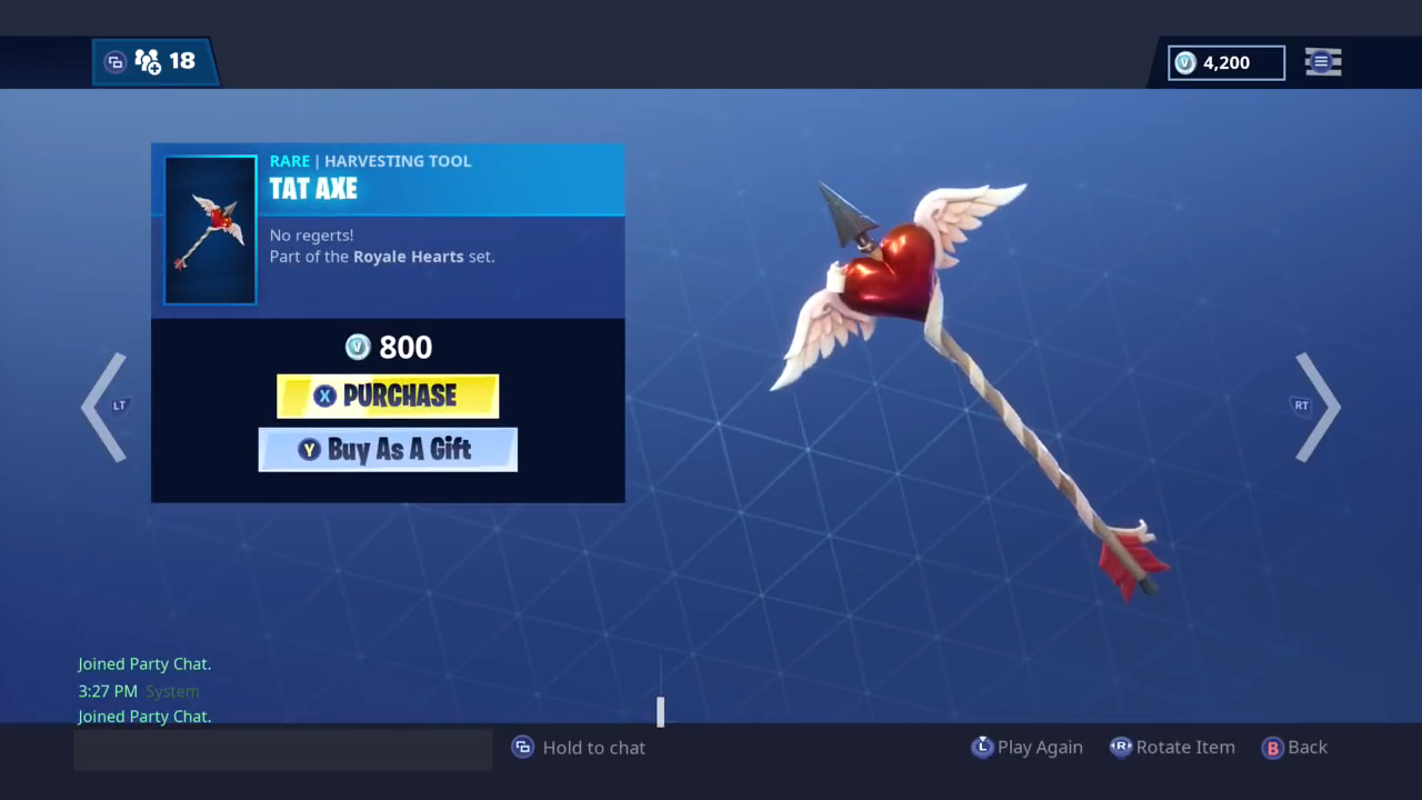 Fortnite Gifting Guide How To Gift Send Receive Skins In