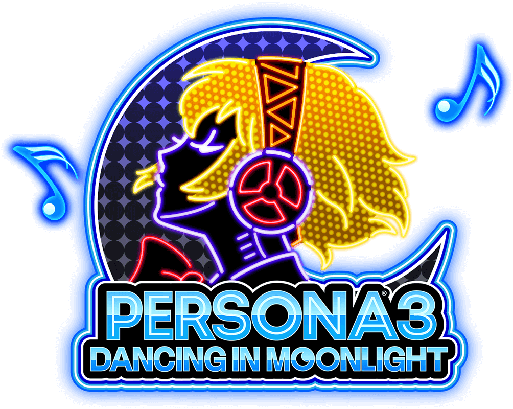 persona 3 dancing in moonlight logo