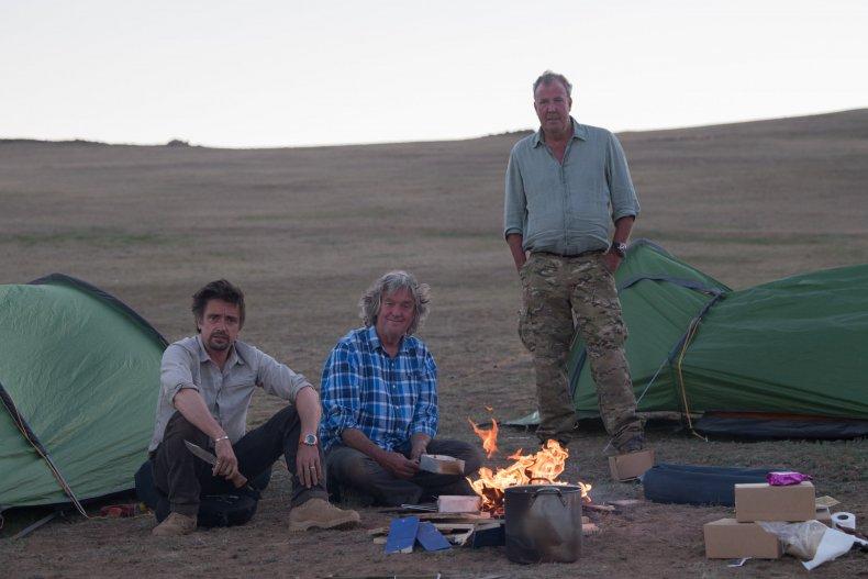 Grand Tour Season 3 Mongolia