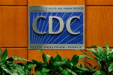 CDC photo of logo