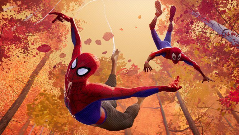 spider man into spider verse sequel spin off