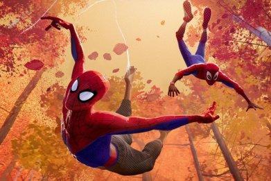 spider man into spider verse sequel spin off