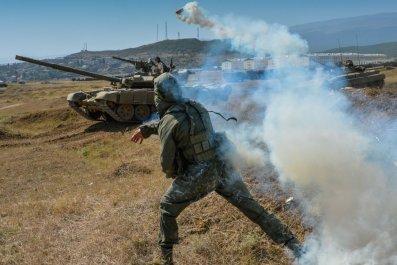 russia vs ukraine military comparison