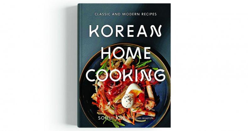 Korean Home Cooking by Sohui Kim
