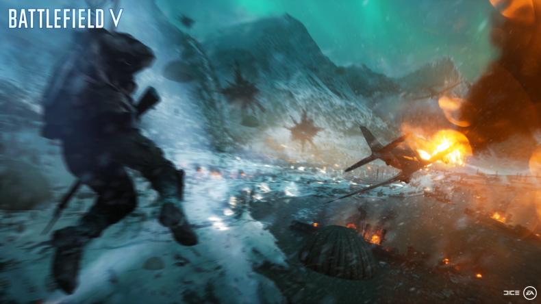 Battlefield 5 action