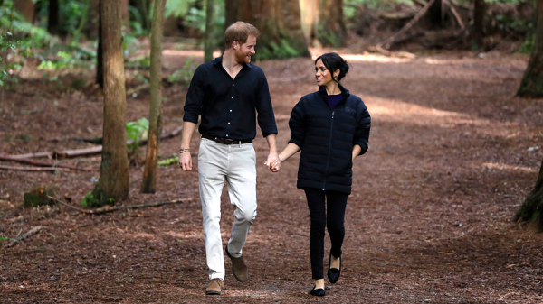 Why Prince Harry and Meghan Markle are Moving
