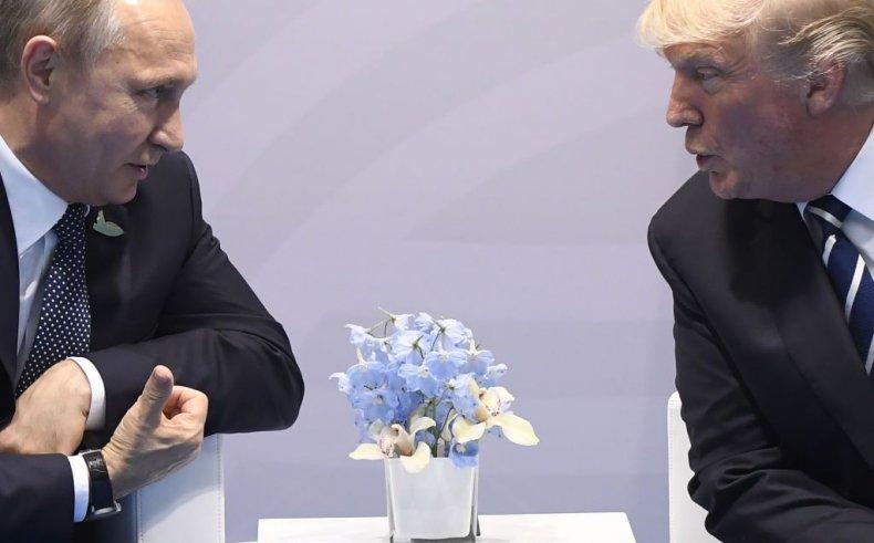 donald trump, leverage, russia
