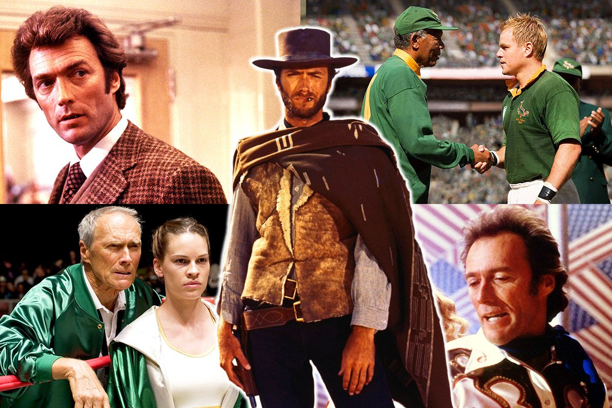 38b77a1e52f All of Clint Eastwood s Movies Ranked From Worst to Best