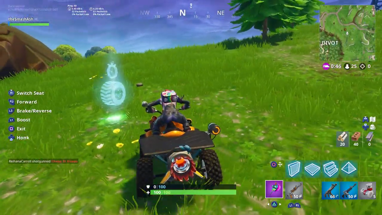 fornite timed trials