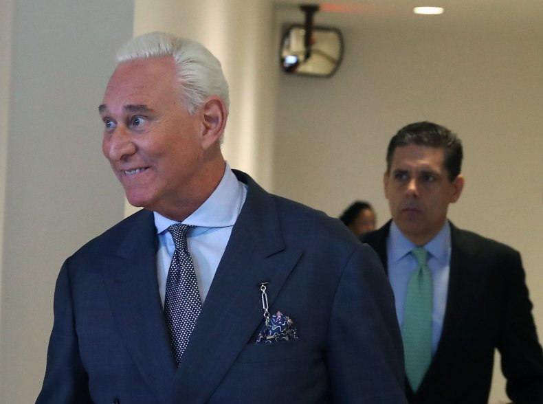 donald trump, roger stone, wikileaks