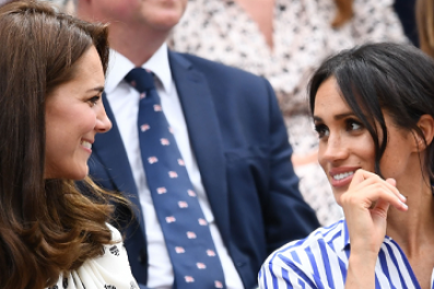 What Does Kate Middleton Think About Meghan Markle's Pregnancy?
