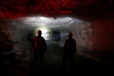 abandoned mine missing man west virginia
